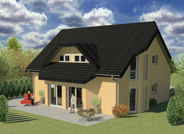 e nova haus energieeffizientes bauen schl sselfertiges bauen schl sselfertige massivh user. Black Bedroom Furniture Sets. Home Design Ideas